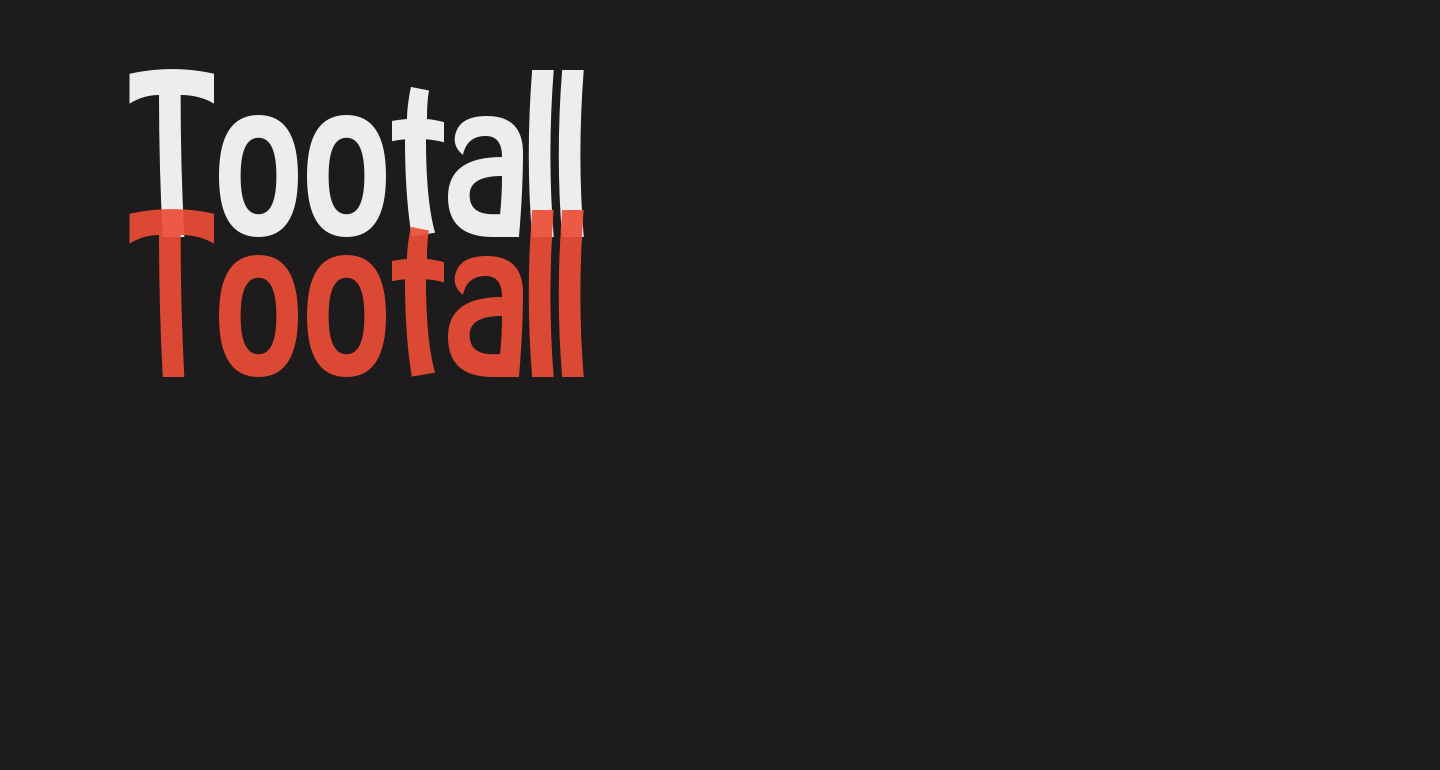 Tootall