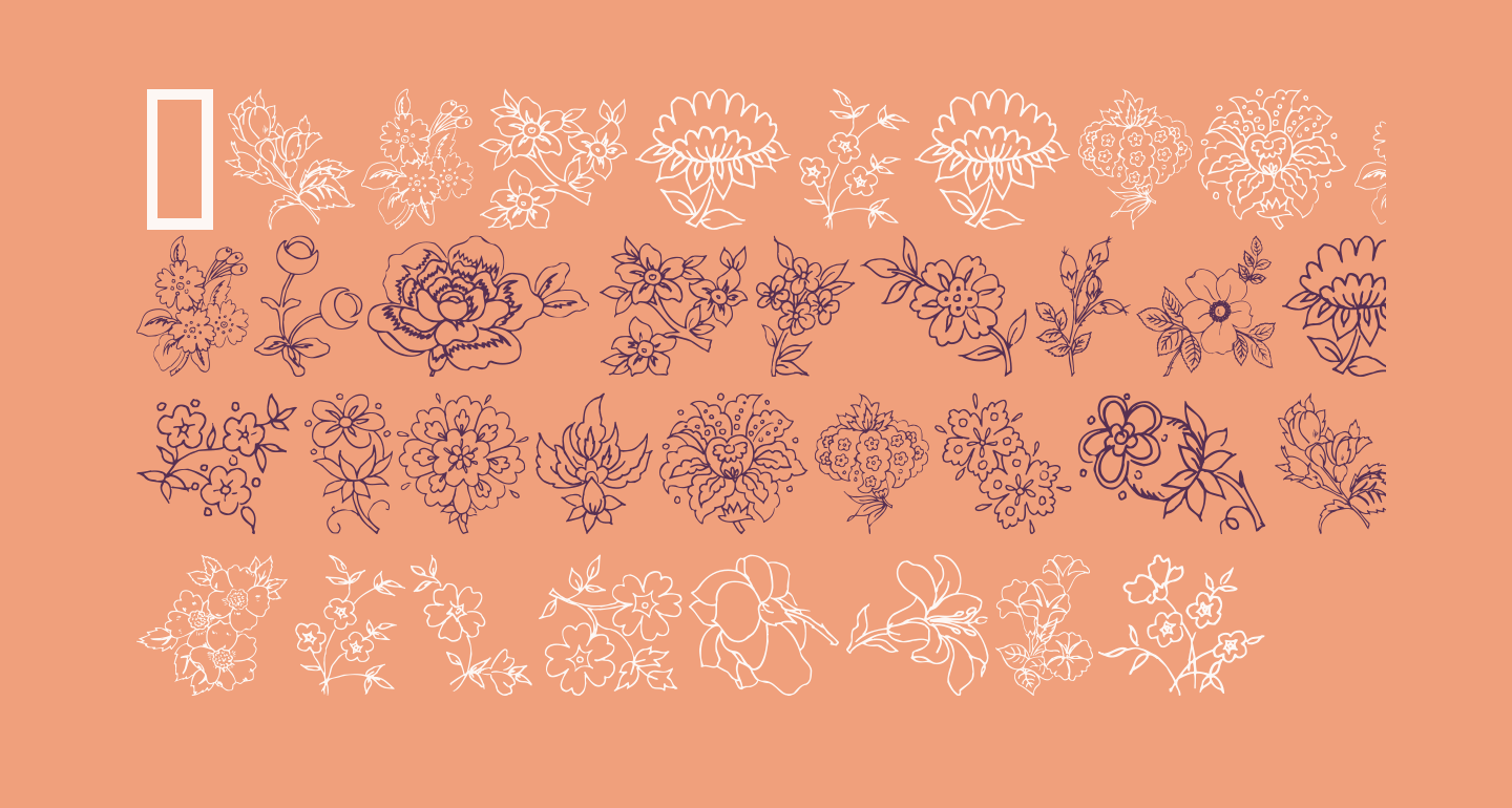 Traditional Floral Design II