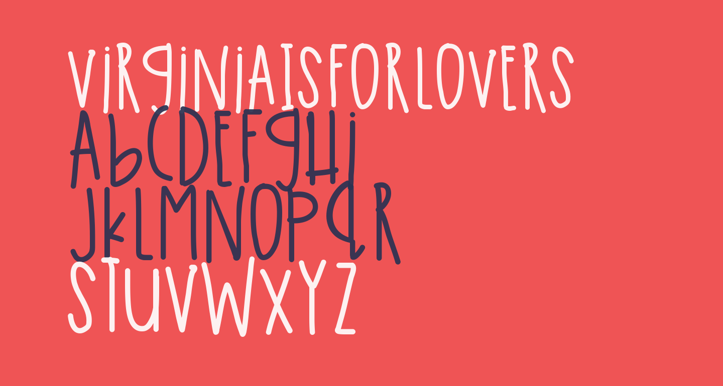 VirginiaIsForLovers