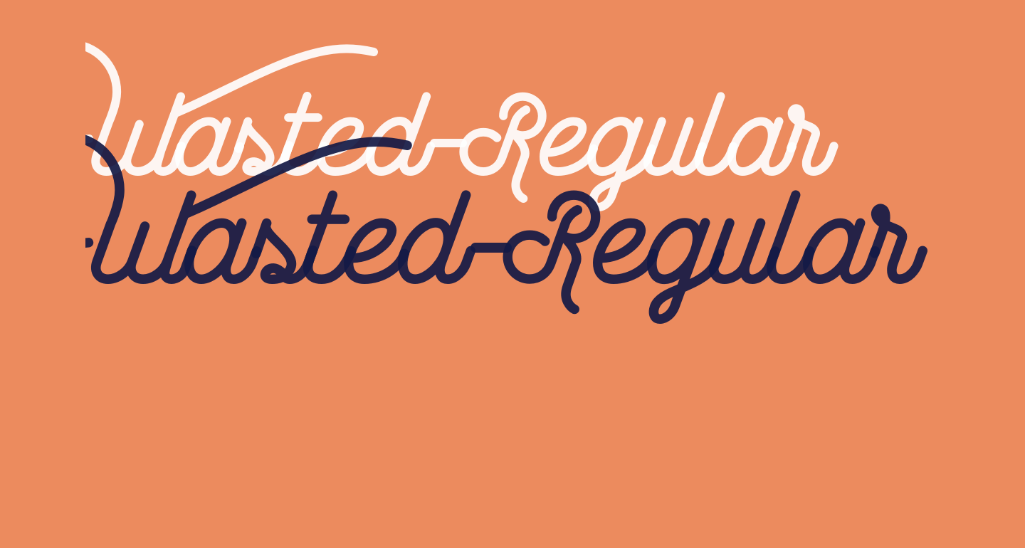 Wasted-Regular