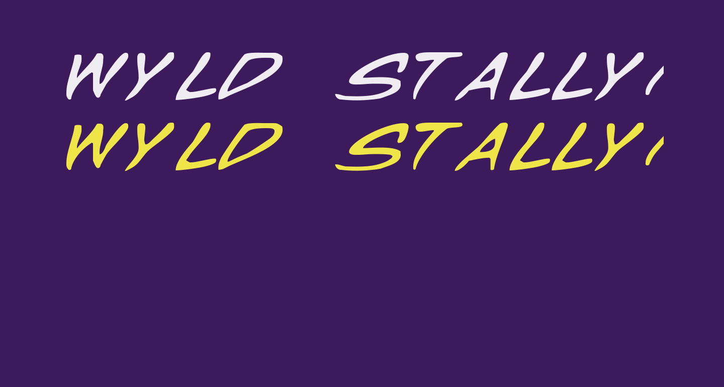 Wyld Stallyns Extended
