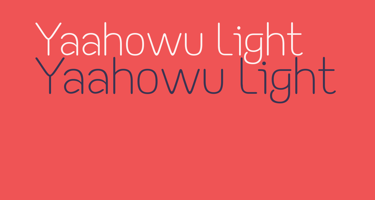 Yaahowu Light