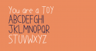 You are a TOY