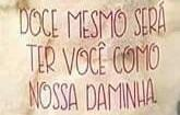 DOCE MESMO